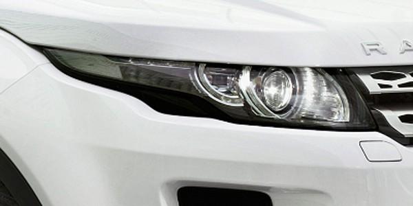 Range Rover do města