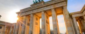 Berlín Braniborská brána
