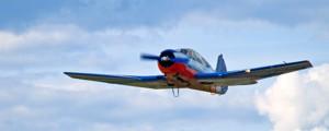 Ilustrační fotografie: Letadlo