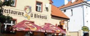 restaurace U Blekotů