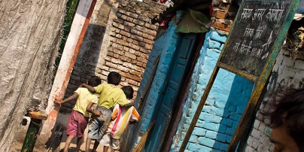 Výstava fotografií - David Těšínský - Indie a Nepál